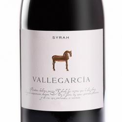 Vallegarcía Syrah 2014